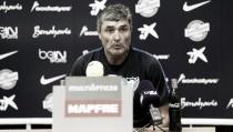 Juande Ramos: ''Tanto el Betis como nosostros tenemos la necesidad de sumar puntos''