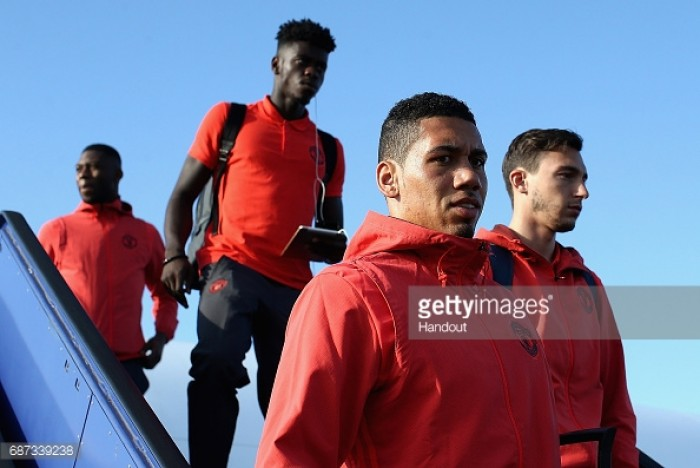 Smalling: I'm looking forward to a full pre-season with Man United