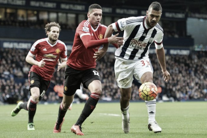Chris Smalling knows emotion will drive team versus Liverpool