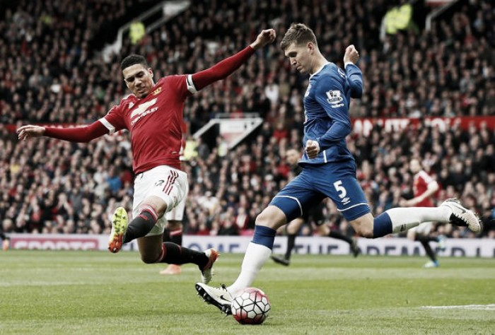 Chris Smalling looking forward to England role at Euro 2016