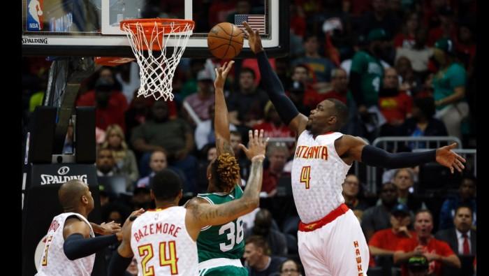 NBA - Atlanta sul velluto, Boston si arrende (89-72): 2-0 nella serie