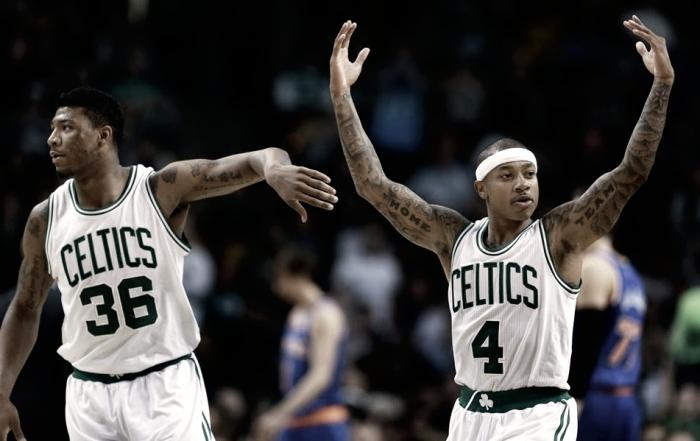 NBA - Celtics forza quattro: battuti i Sixers. Suns a valanga contro i Lakers