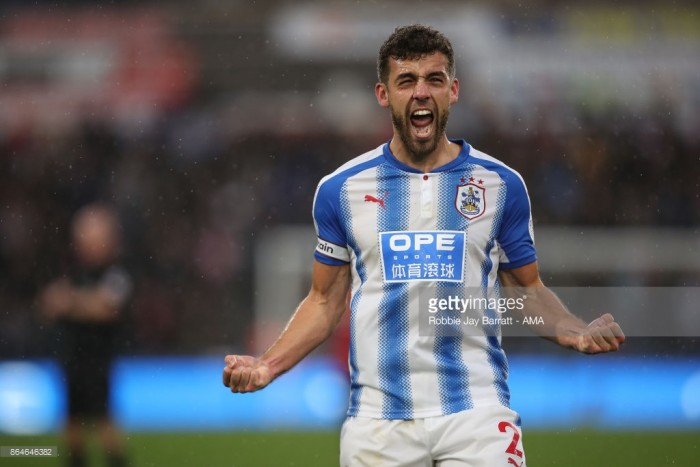 Tommy Smith believes Huddersfield will have to be confident against Manchester City