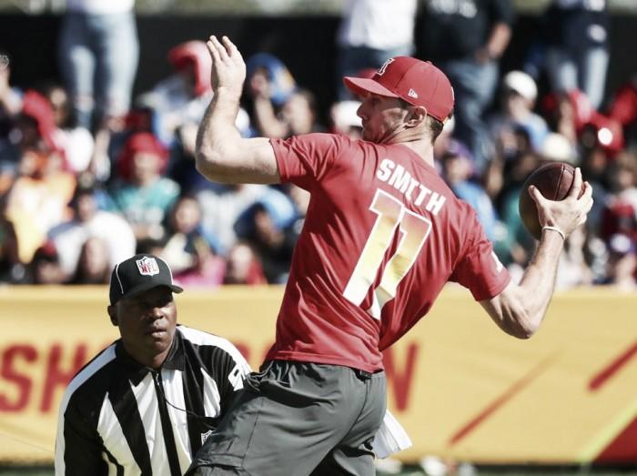 ¿Acertaron los Redskins con la contratación de Alex Smith?
