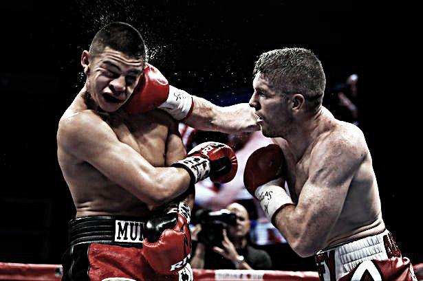 Smith vs Eggington para el 30 de marzo