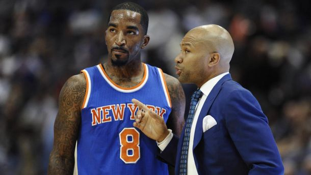 Can J.R. Smith Be The 'Robin' To Carmelo Anthony's 'Batman,' Or Will His Career In Orange And Blue Fall Short?