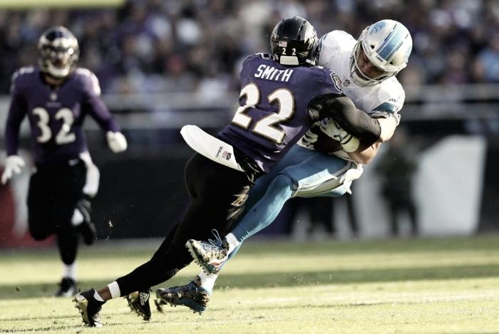 Los Ravens dan un paso hacia los play-off tras apalizar a los Lions