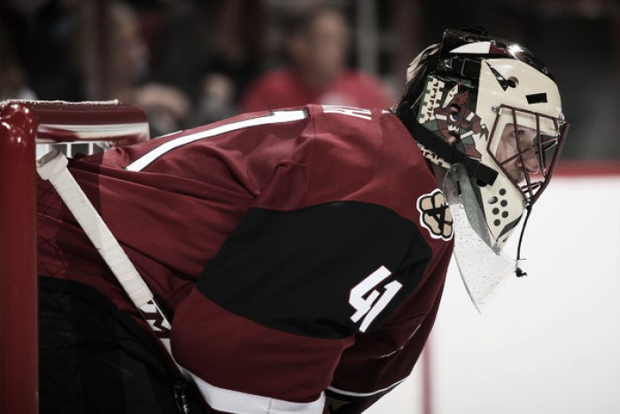 Arizona Coyotes frustrating play calls for action