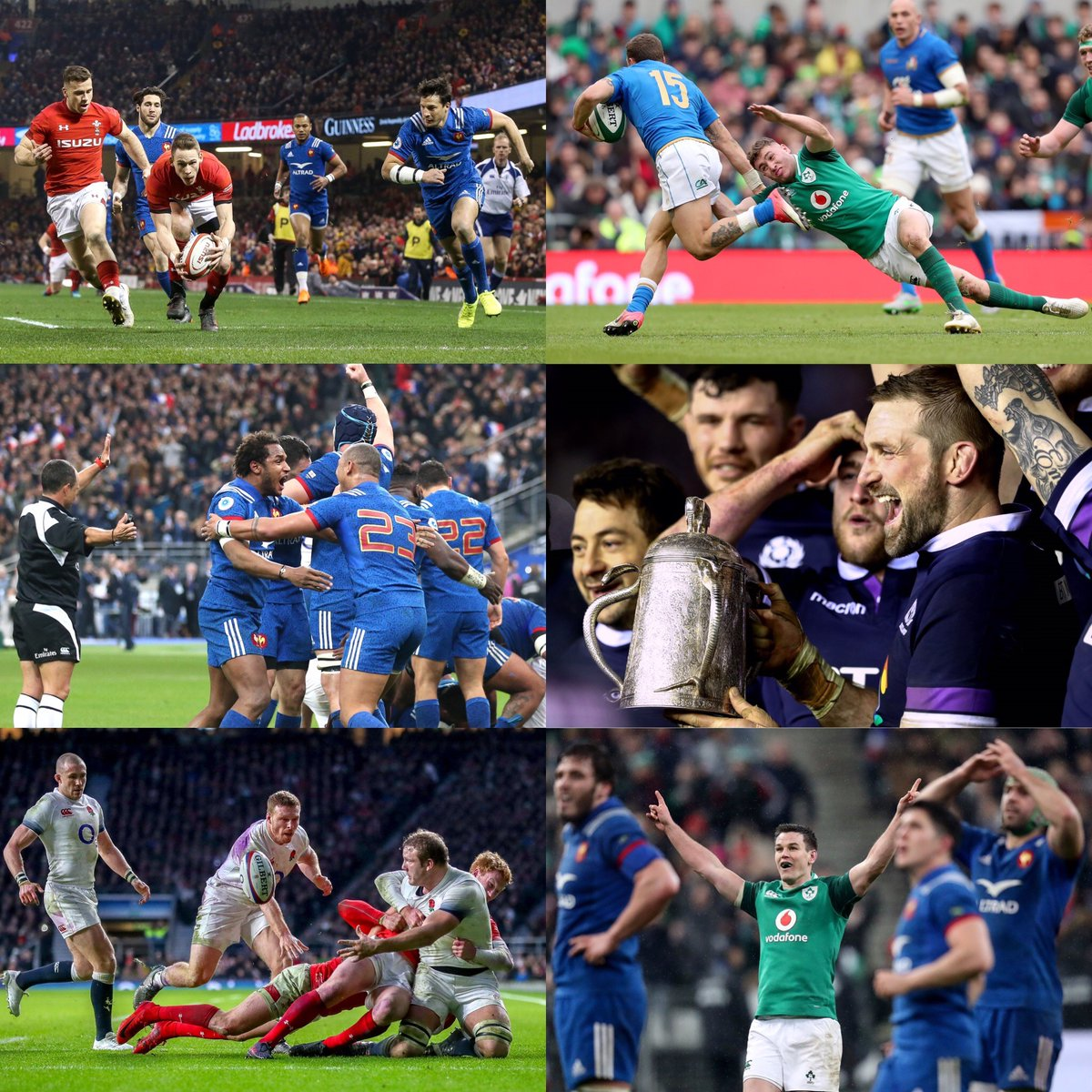 Un anno di rugby: le pagelle