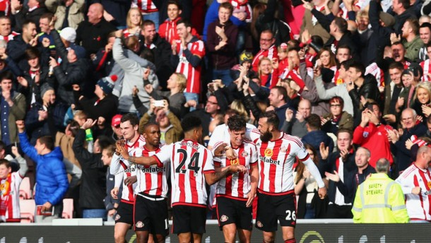 El Sunderland completa una semana redonda