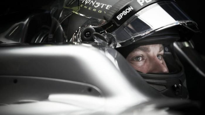 """Nico Rosberg: """"Ha sido un buen comienzo para nosotros hoy"""""""