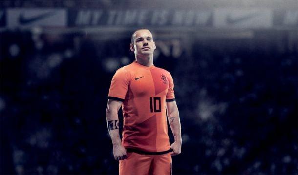 Verso Brasile 2014: Sneijder, pilastro Oranje