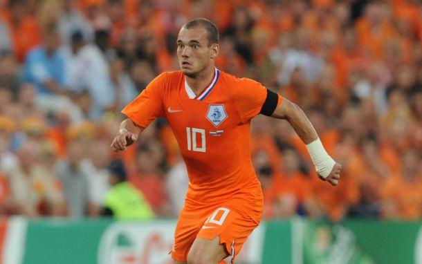 """Sneijder: """"Puntiamo a vincere"""""""