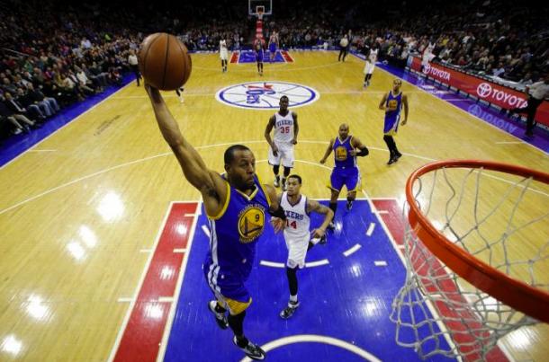 Golden State Warriors Handle Philadelphia 76ers 89-84