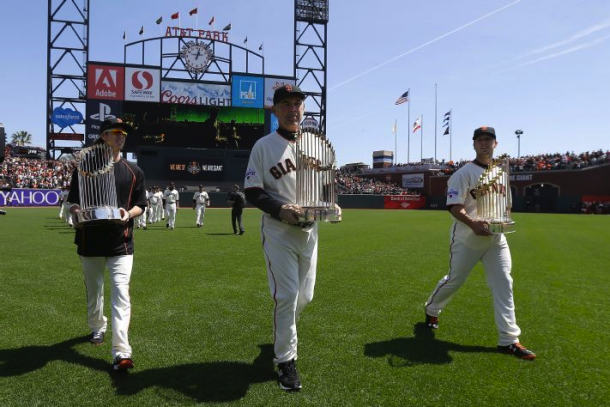 Heston Solid, But Not Enough As SF Giants Lose Home Opener