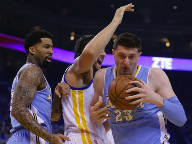 Golden State Warriors Cruise By Denver Nuggets 133-126