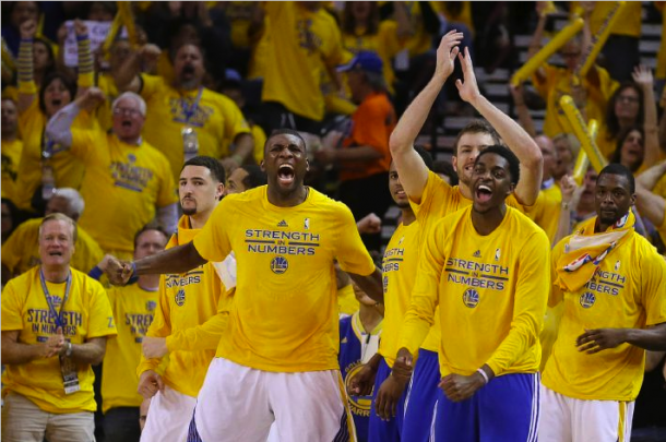 Stephen Curry Leads Surge As Golden State Warriors Closeout Houston Rockets In Game 5
