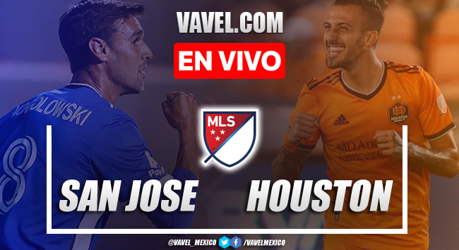 Goles y resumen del San José Earthquakes 1-1 Houston Dynamo En 2021 MLS