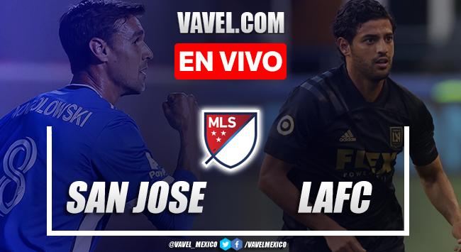 Goles y resumen del San José Earthquakes 2-1 LAFC en MLS 2021