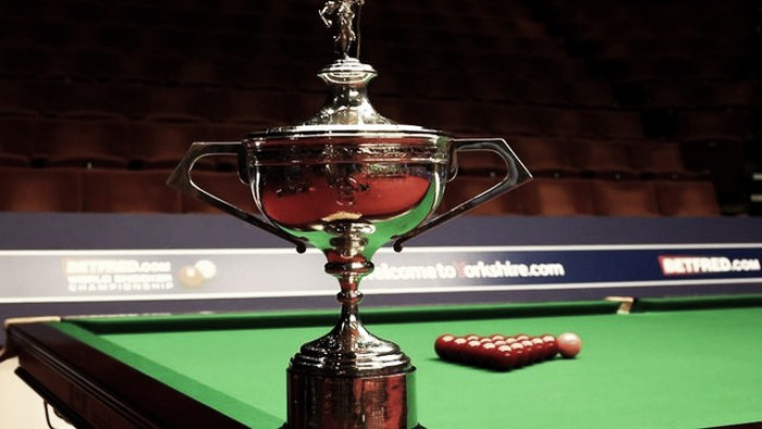 World Snooker Championships Draw: Bingham draws nemesis Carter in opening round