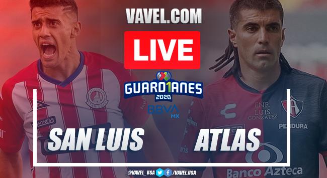 Atlético San Luis vs Atlas: LIVE Stream Online and Updates (0-0)