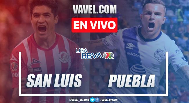 Resumen y gol: Atlético de San Luis 0-1 Puebla en Liga MX 2020