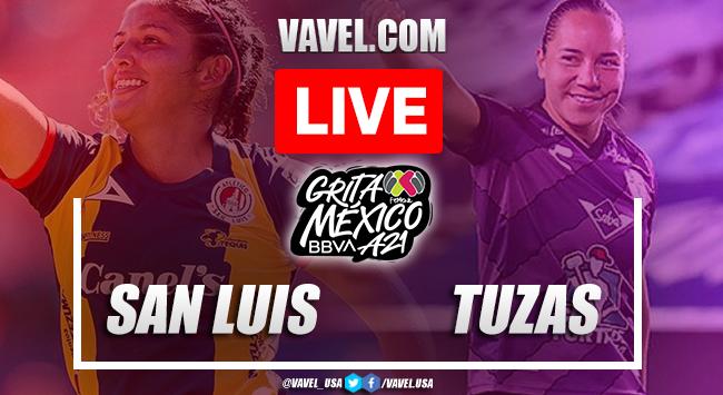 Atletico San Luis Femenil vs Pachuca: Live Stream, How to Watch on TV and Score Updates in Liga MX Femenil