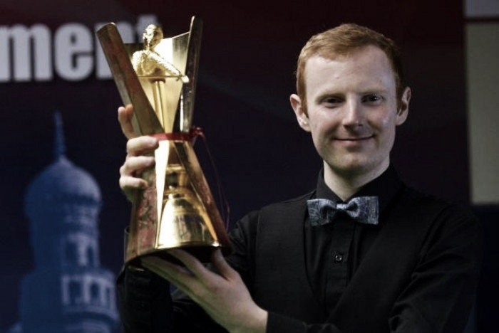 Anthony McGill wins his maiden crown at the Indian Open