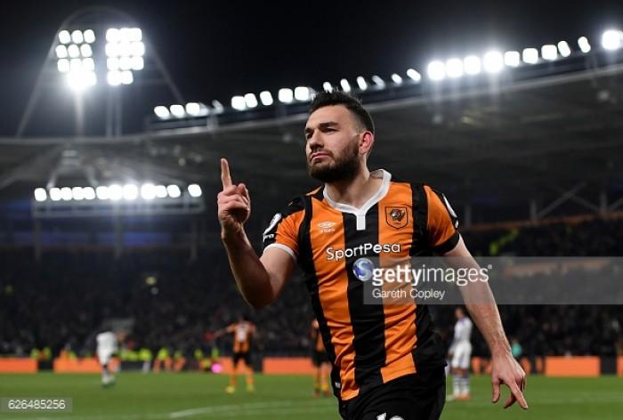 Middlesbrough monitoring Hull City forward Robert Snodgrass, according to reports