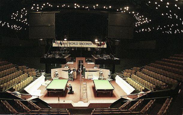 Sabato prenderà il via il Campionato del Mondo di snooker