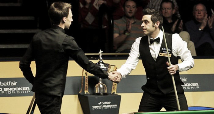 Ronnie O'Sullivan and Judd Trump to play in exhibition tour