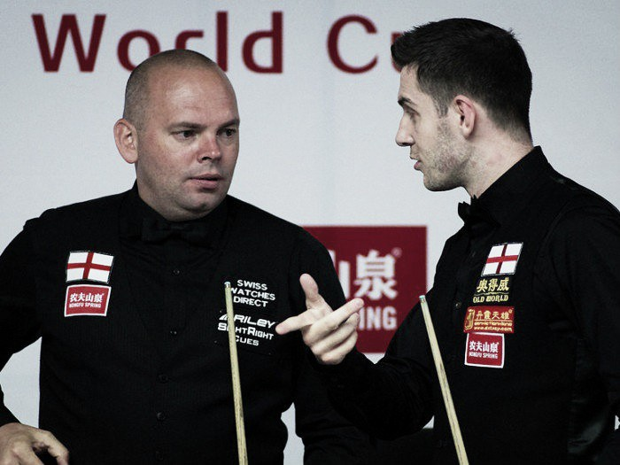 World Open 2016: Three World Champions depart in Round Two