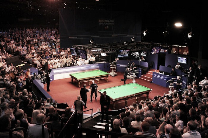 Snooker World Championships: The fans' perspective