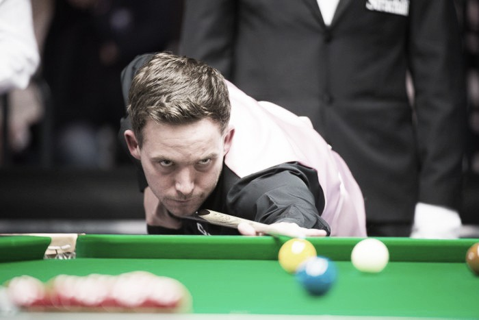 Snooker World Championships: Accurate Akbar jolts Jamie Jones