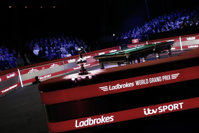 Snooker World Championship draw made, exciting encounters aplenty