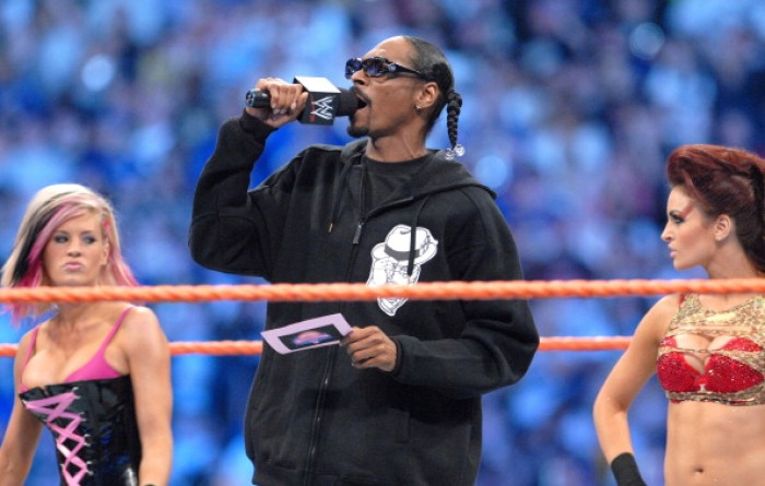 Snoop Dogg In The WWE Hall Of Fame?