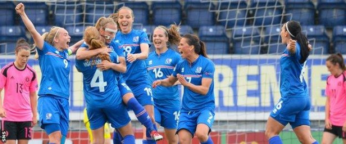 UEFA Women's Euro 2017 Qualifier - Iceland vs Scotland Preview: Scots hoping to end on a high