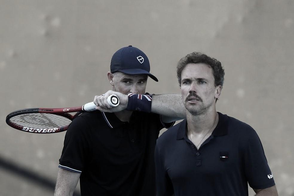 Murray/Soares avançam às semis do Australian Open com vitória tranquila sobre Arévalo/Middelkoop