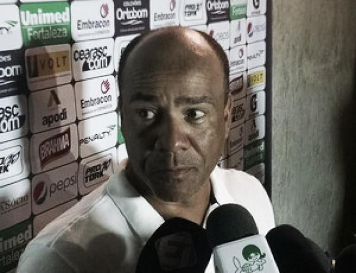 """Sérgio Soares comemora vitória: """"Nosso time foi consistente"""""""