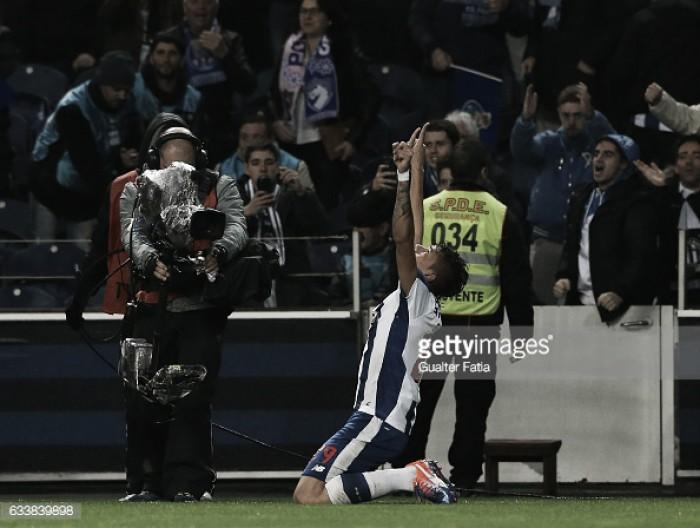 FC Porto na máxima força e com um