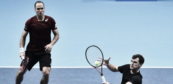 Soares e Murray encaminham vaga para a próxima fase do ATP Finals; Marcelo Melo se recupera