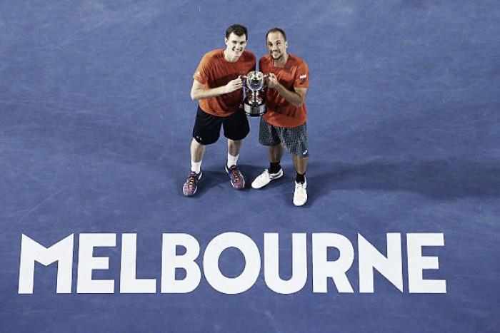 Australian Open 2018: Melo e Soares vão em busca de mais um Grand Slam