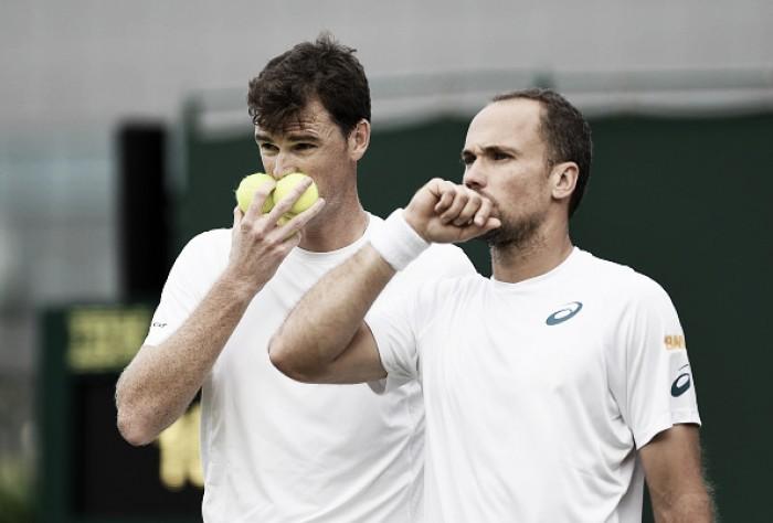 Soares e Murray vencem e avançam em Wimbledon; Sá é eliminado