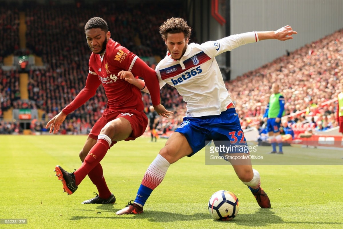 Huddersfield Town close to signing Ramadan Sobhi from Stoke