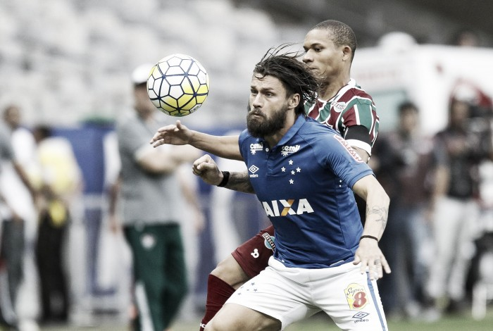 Vitória sobre Fluminense marca respiro do Cruzeiro e fim de jejum de atacantes