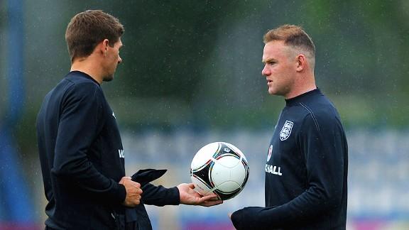 Inglaterra ensaya penaltis de cara al partido contra Italia