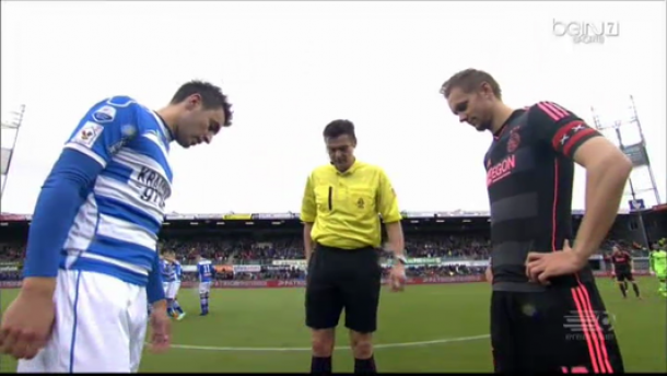 PEC Zwolle e Ajax se enfrentam valendo o título da KNVB Beker