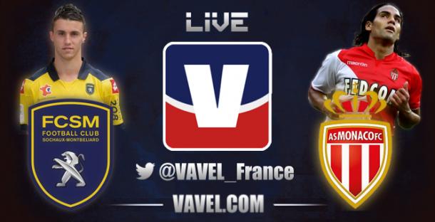 Sochaux - Monaco en direct (Terminé)