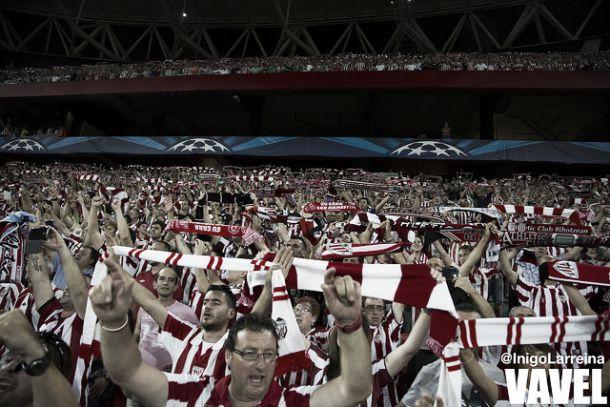 La directiva del Athletic se solidariza con sus socios