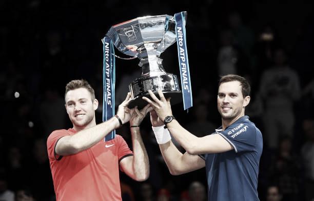 Bryan y Sock completan un cuatrimestre histórico con el título en Londres